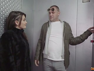 Big hard dong is everything insatiable chick Lara Duro desires every day