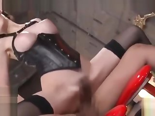 The Perverted Girl Who Ties Men Up And Makes Them Cum Fukuda Eimi