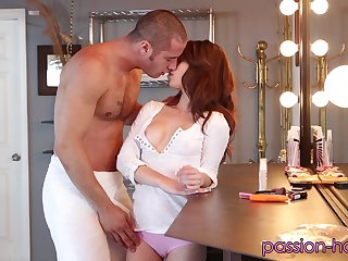 Pounding Lacey Channing in all crazy sexy positions possible