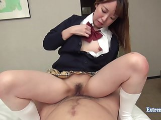 Jav Schoolgirl Sakura Fucks Uncensored Chubby Babe With Big Round Ass Excellent Amateur