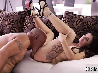 Dirty old sluts and girl says daddy Rough lovemaking for