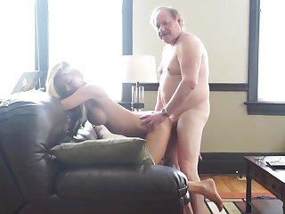 Young Blonde Blowjob Ass Licking