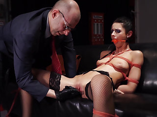 Uber sexy German BDSM