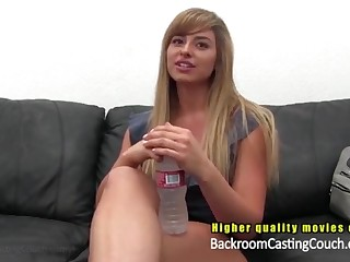 Educator Buttfuck coupled with Internal Ejaculation Audition
