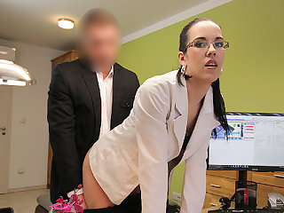 LOAN4K. Elis passes dirty casting in loan agency with..