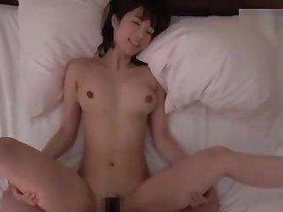 Amazing Japanese girl in Horny JAV scene unique