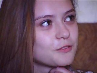 Russian Karina 18yo - Casting1997