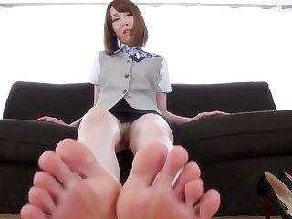 Java Kisaki feet